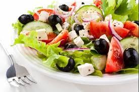 cuisine grecque traditionnelle recette de salade grecque facile et rapide
