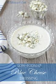delicious as it looks low fodmap creamy blue cheese dressing