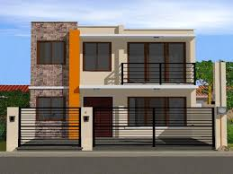 simple two storey house design simple 2 storey house design modern house plan