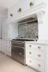 Kitchen With Stainless Steel Backsplash Best 25 Stainless Steel Splashback Ideas On Pinterest Stainless