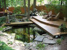 Backyard Garden Design Ideas Beautiful Garden Pond Style Pondliner Pondliners Epdmpondliner