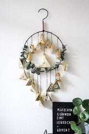 diy adventskalender in glamourösem gold christmas time
