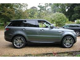 Used Land Rover Range Rover Sport Suv 3 0 Sd V6 Hse 4x4 5dr Start