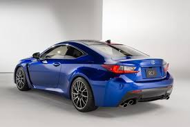 lexus rcf yamaha 2015 lexus rc f official pictures released all set for detroit