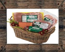 sausage and cheese gift baskets 29 best our gift baskets images on hams sausages and