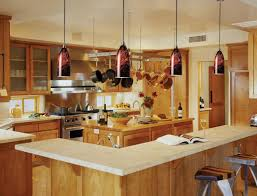 hanging kitchen lights above island rustic lighting modern under
