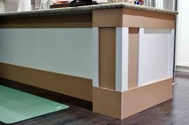 diy kitchen cabinets mdf diy kitchen island makeover glam living