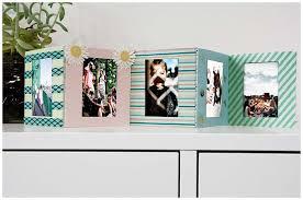 accordion photo album how to make a diy accordion style photo album prynt