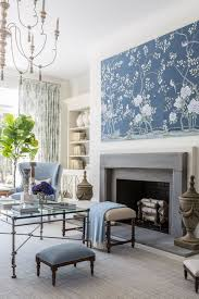 kate singer u0027s living room at the hamptons showhouse how to decorate