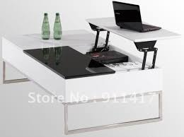 Lift Up Coffee Table Flat Is A Coffee Table That Lifts Up And Becomes A Computer Or
