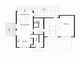 simple open house plans two bedroom brick house plans lovely simple floor plans open house