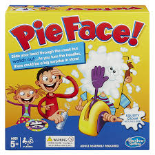 funny pictures about thanksgiving amazon com hasbro pie face game toys u0026 games
