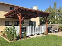 Building A Pergola Attached To The House by Project Spotlight Attached Pergola In Dublin Ca Diy Backyard