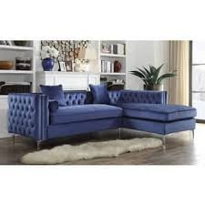 Sectional Sofa Blue Blue Sectional Sofas For Less Overstock