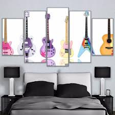 Music Home Decor by High Quality Paintings Musical Instruments Promotion Shop For High