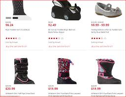 kmart s boots on sale kmart shoes b1g1 for 1 is working on clearance