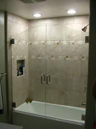 Bathroom Tub Shower Doors Bathroom Tub Glass Doors Bathroom Sliding Glass Door Standard