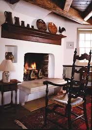 designing reproduction fireplaces for traditional homes old
