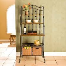 cool kitchen bakers rack all home decorations