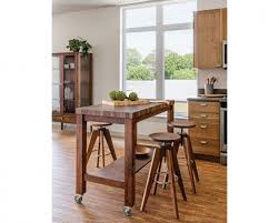 Island Tables For Kitchen by Butcher Block Island Table For Kitchen The Joinery