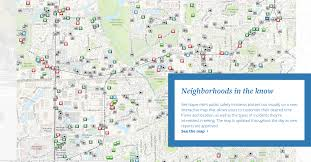 Chicago Neighborhood Crime Map by Naperville Crime Map Only Tells Part Of The Story Naperville Sun