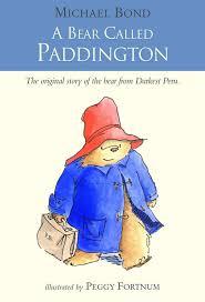 paddington bear book written michael bond published