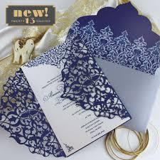 indian wedding invitations nj 25 best lazer cut wedding invitations ideas on