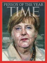 Angela Comfort Time Person Of The Year 2015 Angela Merkel