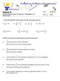 mathe brüche klasse 6 bruchrechnung aufgaben klasse 6 matheaufgaben bruchrechnen pdf