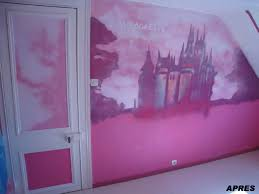 deco chambre decoration princesse fille fillette idee disney pas