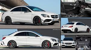 mercedes cla45 amg mercedes cla45 amg 2017 pictures information specs
