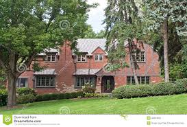 lovely tudor style home plans 4 brick english tutor home large