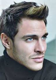short hairstyles for men long face hairstyle picture magz
