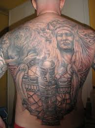 full back indian tattoo design for men photos pictures and