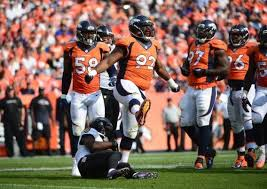 silvester williams sylvester williams proving worthy to anchor broncos defense the