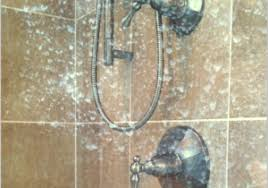 Water Stains On Glass Shower Doors How To Remove Water Stains From Glass Shower Doors Really