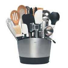 Gg Collection Utensil Holder Kitchen Metal Utensil Holder Rusty Zinc For Kitchen Storage Ideas