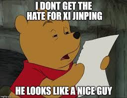 X I Meme - winnie the pooh imgflip