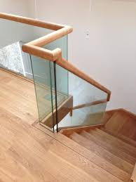 Stair Banister Glass Staircases Artisan Projects
