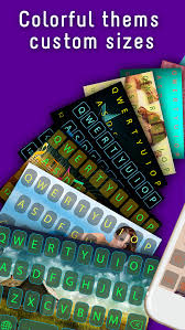 themes color keyboard gif color keyboard brilliant themes and predictive typing apps