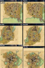 Elder Scrolls Map Spot The Difference Construction In Tamriel Thread U2014 Elder