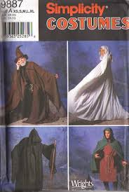 Simplicity Halloween Costumes Momspatterns Vintage Sewing Patterns Simplicity 9887