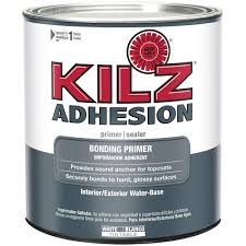 kilz original 1 qt white oil based interior primer sealer and