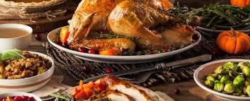 thanksgiving dinner at the orchard inn thursday november 23