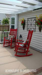 best 25 white rocking chairs ideas on pinterest farmhouse