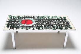belarti tiled coffee table