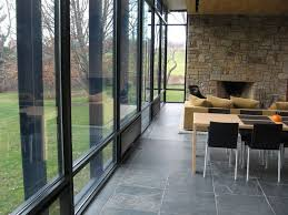 Interior Glass Walls For Homes Decorations Fantastic Glass Wall Design For High Ceiling
