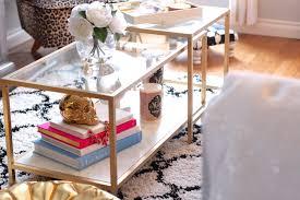 gold nesting coffee table gold nesting coffee table astonishing amazon com we furniture