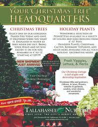 holidays tallahassee nurseriestallahassee nurseries