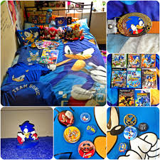 Sonic Duvet Set My Collection Of Sonic By Realise Frenchfries On Deviantart